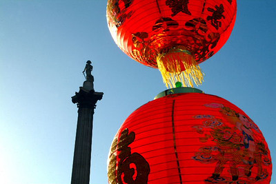 Chinese New Year, London. Britain on View