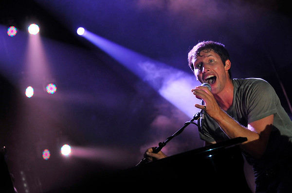 James Blunt Concert,Cannes, PPS Publications