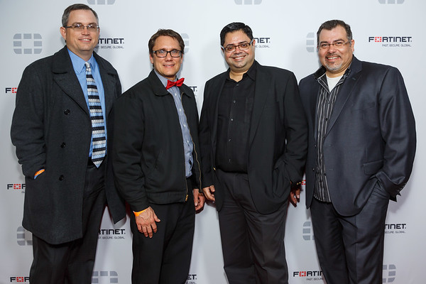 Fortinet Blackhat event at Samba Restaurant and Screening at Universal City Walk AMC theater on Thursday January 15th, 2015. Sean Twomey / 2me Studios