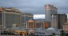 Twilight view of Caesars Palace Hotel & Casino in Las Vegas, NV.<br /> <br /> ~ Image by Martin McKenzie, all rights reserved ~<br /> © copyright digitally watermarked / filigrane numérique copyright ©