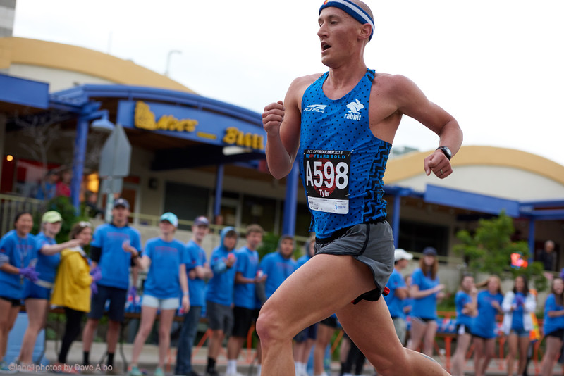 Bolder Boulder Citizens race