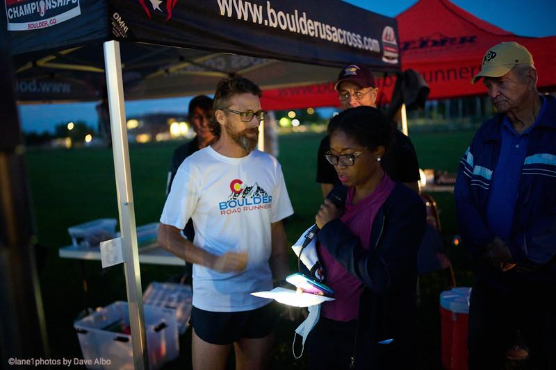 Boulder Roadrunners Allcomers Track Meet
