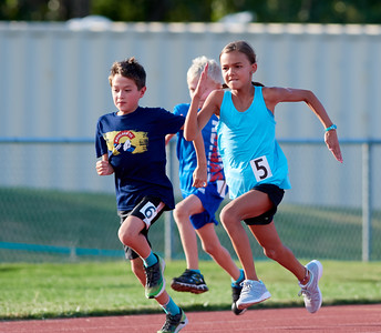 BRR Allcomers Track Meet - 100 meters