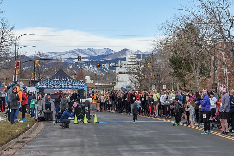 Boulder Thanksgiving Race