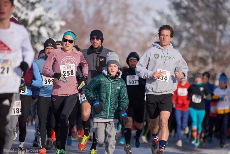 Boulder Thanksgiving Day 5k