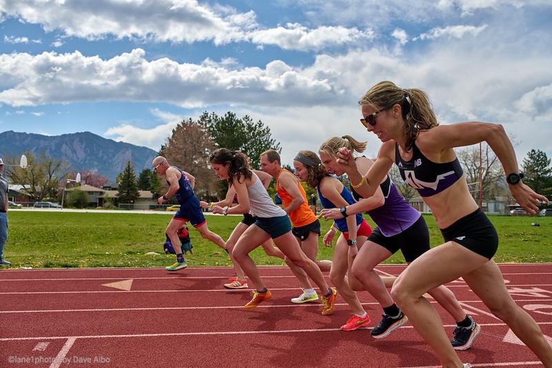 Boulder Track Series.