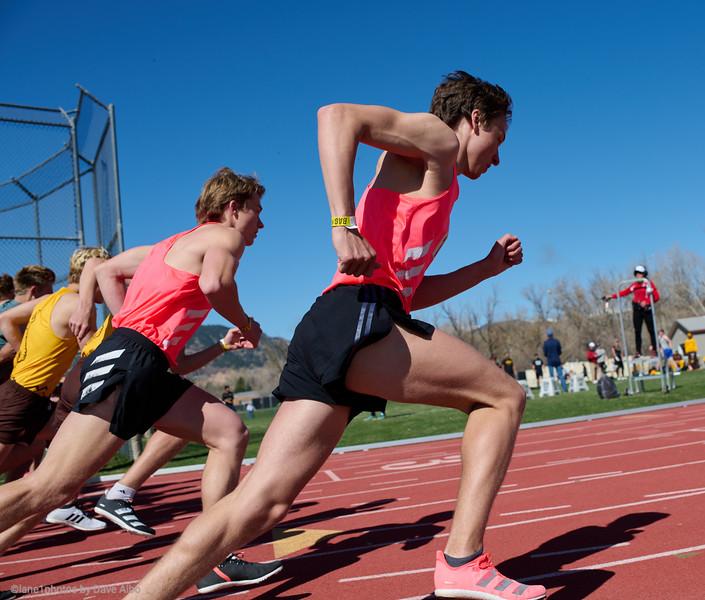 CU Invitational Track Meet