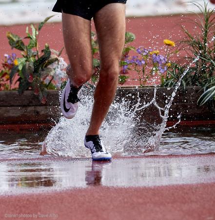 3k steeplechase