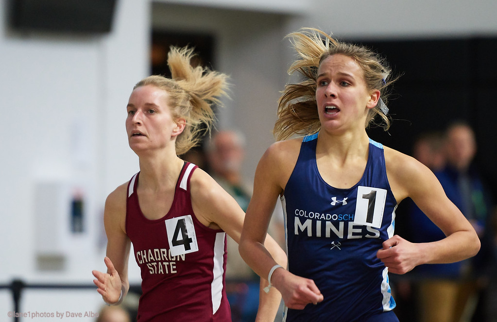 womens open Mile