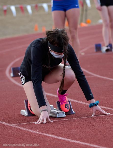 Colorado Elite Winter Series Track Meet 1.