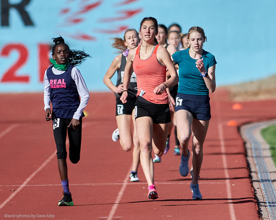 Colorado Elite Winter Series Track Meet 1.