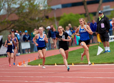 1600 meter finals - Colorado High School State Championships  2019
