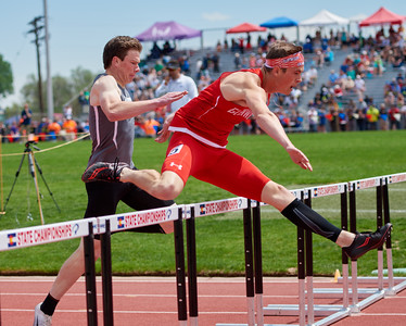 300 meter hurdles - Colorado High School State Championships  2019
