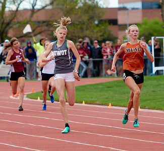 400 meter finals - Colorado High School State Championships  2019