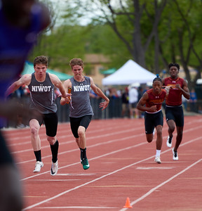 4x200 meters - Colorado High School State Championships  2019