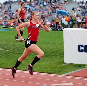 Sprint medley relay - Colorado High School State Championships  2019