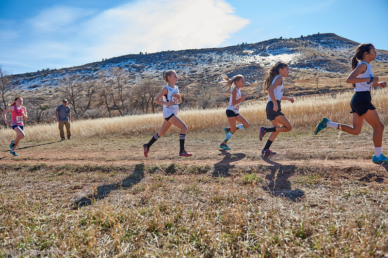 Junior Olympic Cross Country State Championships 11and12