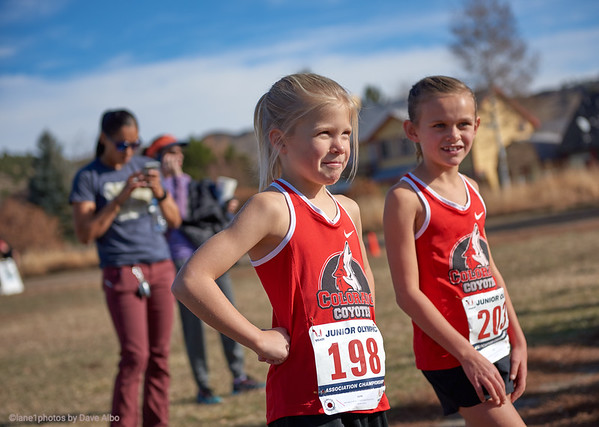 Junior Olympic Cross Country State Championships 8 and under