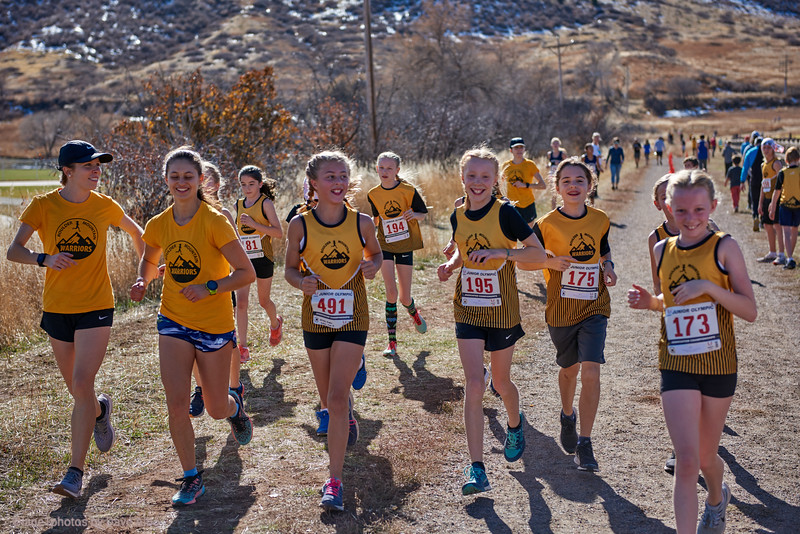 Junior Olympic Cross Country State Championships