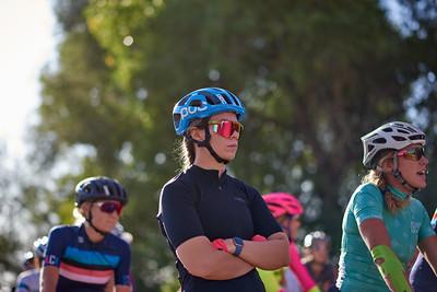 Women Cat3, Cat4, 50+, Cyclo X Valmont