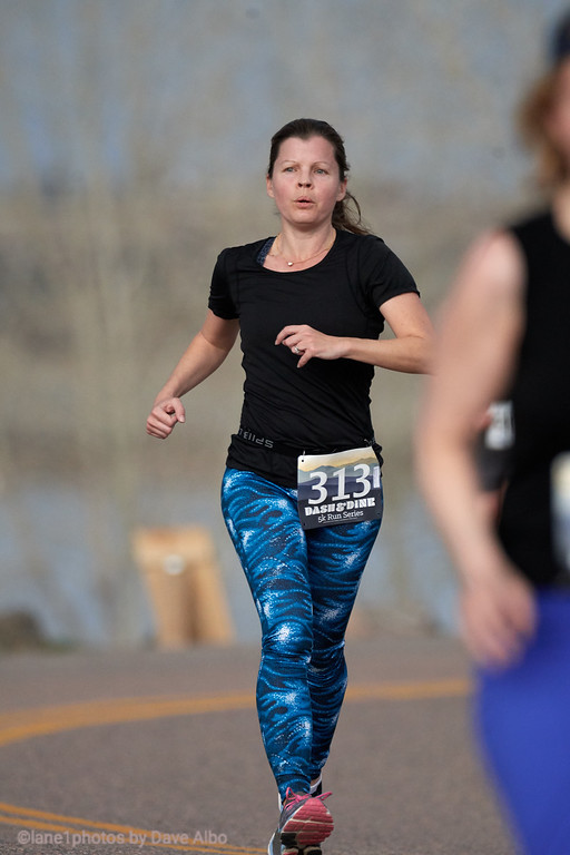 Dash and Dine  5k