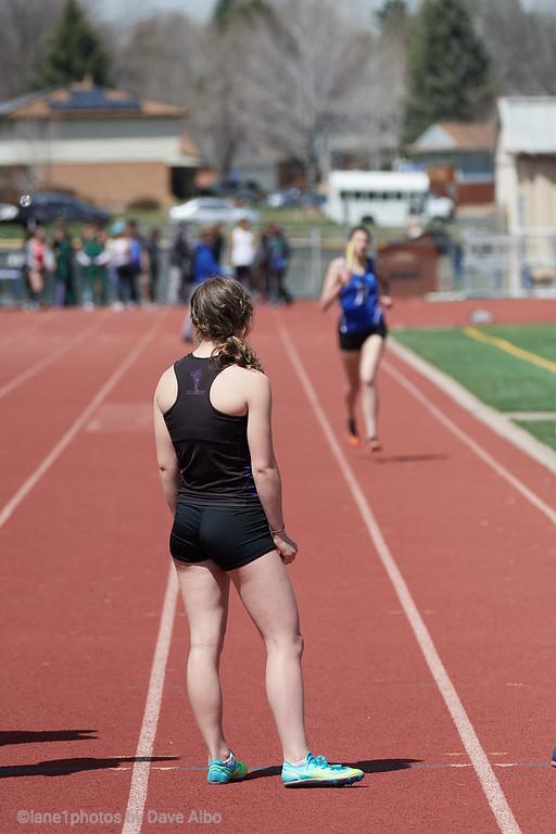 4x400 meters