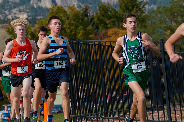 Boys High School Cross Country Regionals