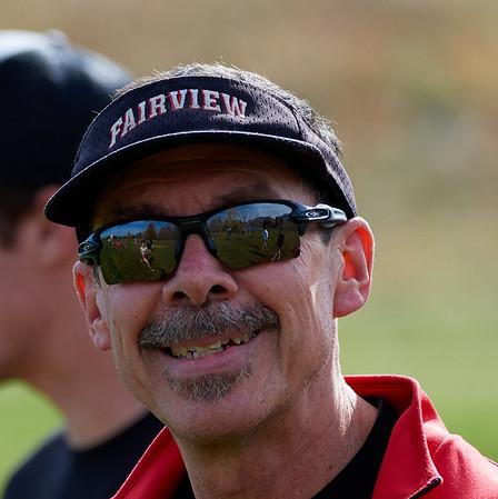 High School Cross Country Regionals - Coach Gilbert