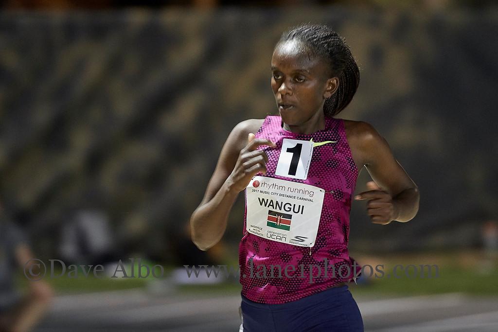 Elite 5000 meters