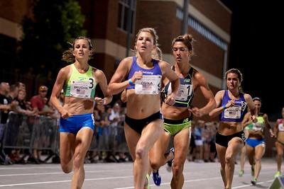 Elite 1500 meters