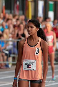 High School 800 meters