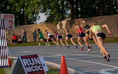 800 meters - Music City Distance Carnival