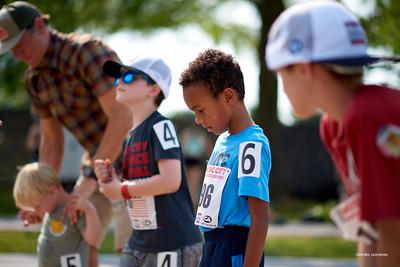 Kids Race - Music City Distance Carnival