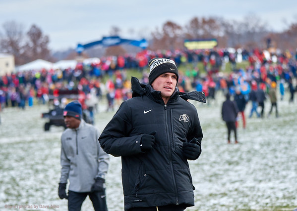 NCAA Cross Country D1 National Championships 2018