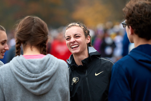 Cross Country Nationals crowd scene