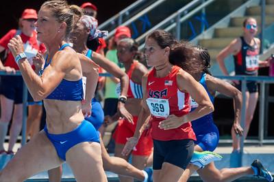 100 meter finals