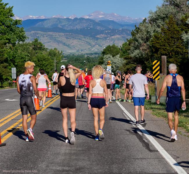 Niwot Downhill Mile