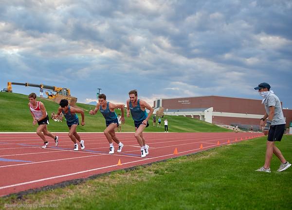 On Athletics Club Mile
