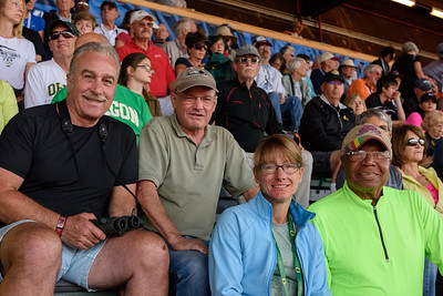 Our wonderful seat-mates at the trials Earl, Kenny and Dick