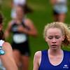 Open Girls Race, Pat Patten Invitational Cross Country Meet