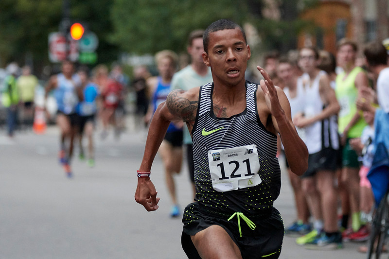 Elite Men, Pearl Street Mile