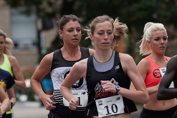 Elite Women, Pearl Street Mile