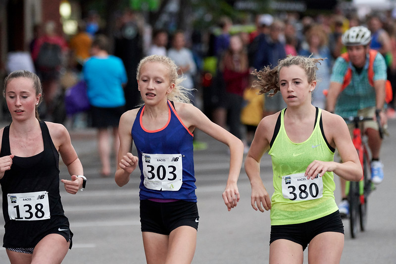 High School wave, Pearl Street Mile