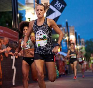Pearl Street Mile - Elite Women