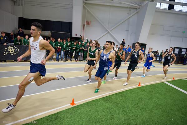 Potts Invitational  Indoor Track Meet