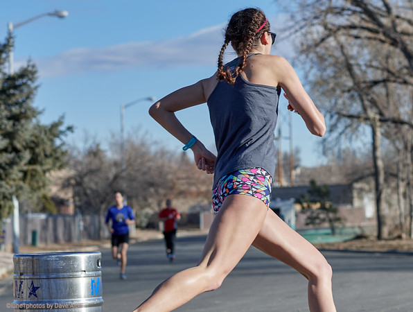 800m Challenge at Shoes and Brews