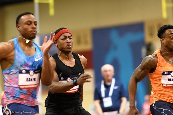 60 meters, semifinal