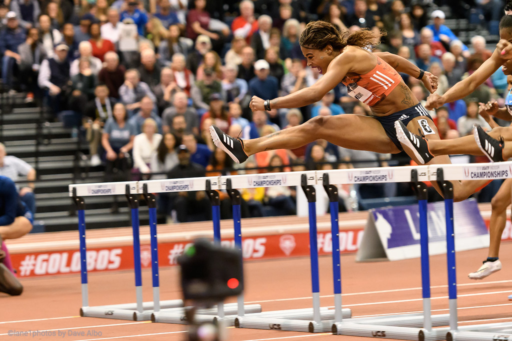 hurdle finals