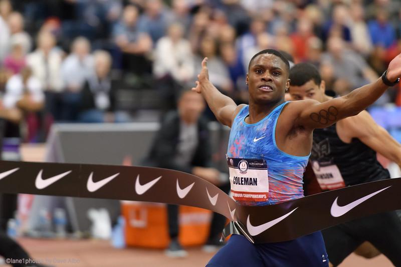 60 meter finals