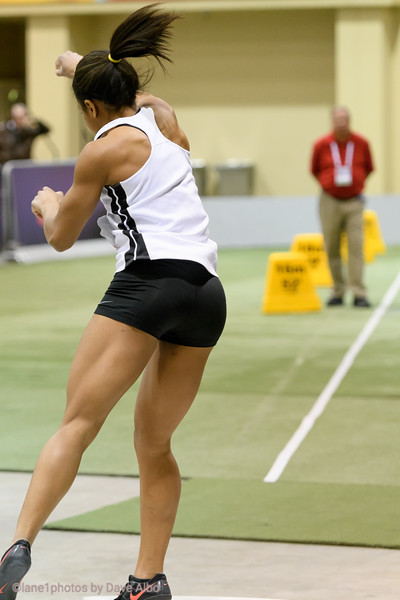 Pentathlon Shot Put